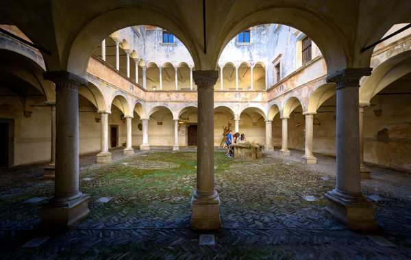 Palazzo Besta di Teglio