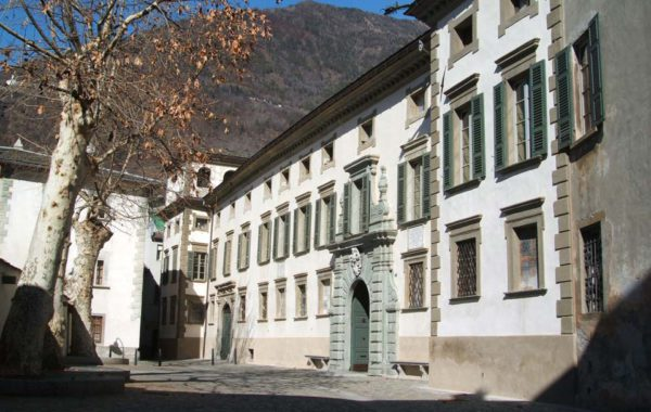 Palazzo Salis di Tirano