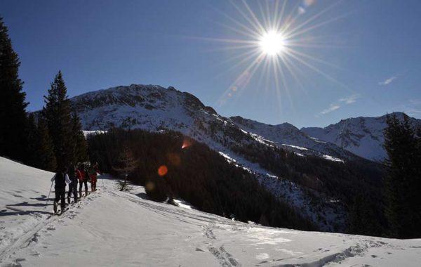 Scialpinismo ad Aprica