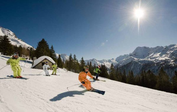 Sciare ad Aprica